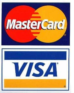 Steder bruke kredittkort