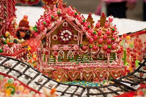 Julen er ikke det samme uten godteri