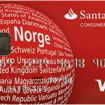 Santander Red VISA med Apple Pay